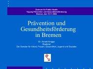 Bremer Aktivitäten (2) - Universität Bremen