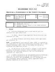 MILPERSMAN 5815-010