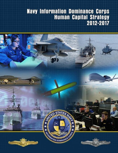 Information Dominance Corps Human Capital Strategy - US Navy