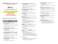 Quick Reference Telephone Guide - US Navy