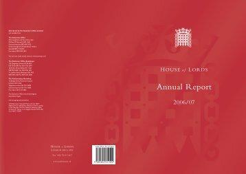 PDF version - United Kingdom Parliament