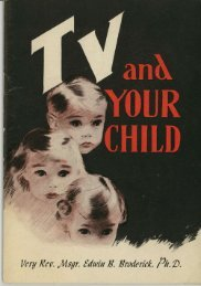 TV and Your Child - Public Collectors