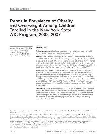 obesity among thai children Another important finding was the levels of physical activity among the children one in three children (348%) in malaysia have low physical activity levels, and with that, the prevalence of overweight and obesity is higher among children with low physical activity level.