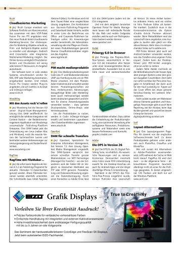 Grafik Displays - Publisher