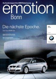 Der neue BMW 3er - Publishing-group.de
