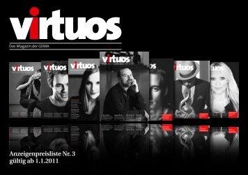 Anzeigenpreisliste Nr. 3 gültig ab 1.1.2011 - Publishing-group.de