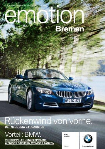 BMW Niederlassung Bremen - Publishing-group.de