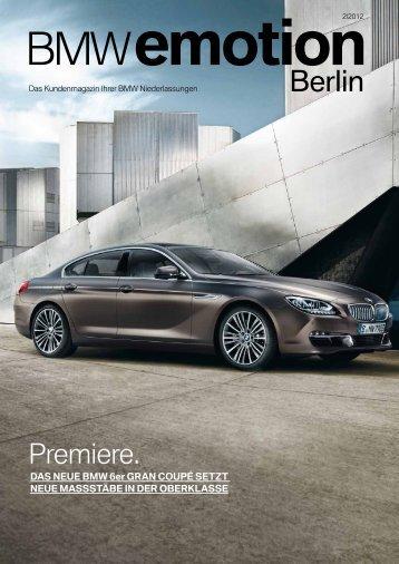 BMW Group - Niederlassung Berlin