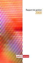 télécharger [PDF] - Publisuisse SA