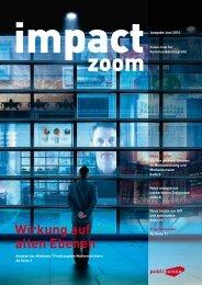 impact zoom | Ausgabe Juni 2010