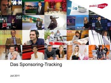 Das Sponsoring-Tracking