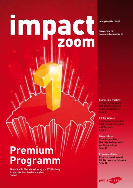 Studie Premium Programm [PDF]