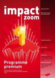 Etude Programme premium [PDF] - Publisuisse SA