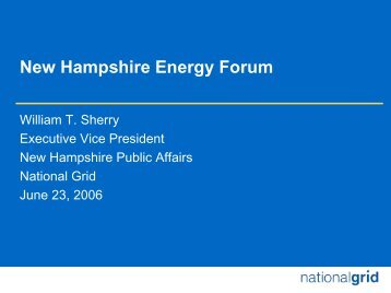 National Grid - Presentation.pdf - New Hampshire Public Utilities ...