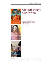 Gesellschaftliche Experimente – Kommunen in aktuellen ... - filmABC