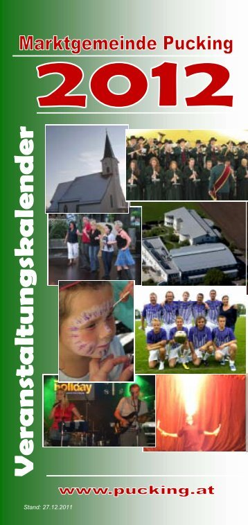 Kalender2012_Version Michael.pub - Gemeinde Pucking
