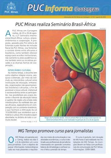 Agosto 2006 - PUC Minas