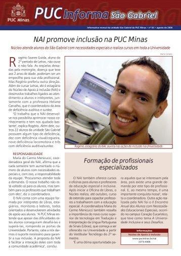 Agosto de 2006 - PUC Minas