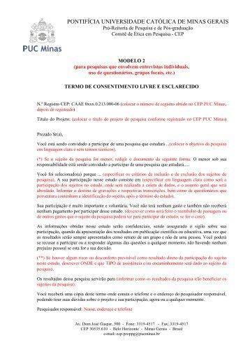 Modelo 2 - PUC Minas