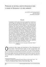 Produção de material didático-pedagógico para o ... - PUC Minas