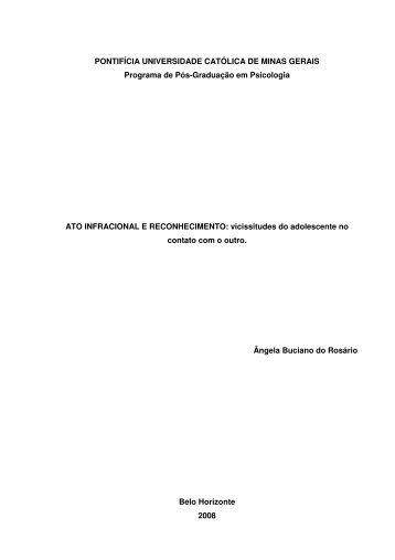 Dissertação - Ângela Buciano - PUC Minas