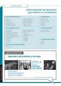 Guía de admisión al pregrado - Pontificia Universidad Católica del ... - Page 6