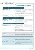 Guía de admisión al pregrado - Pontificia Universidad Católica del ... - Page 7