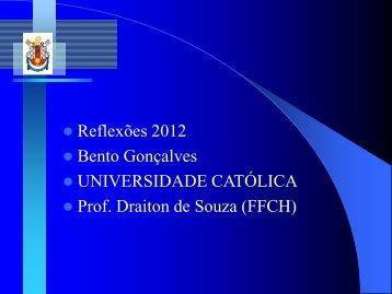 Universidade Católica - pucrs