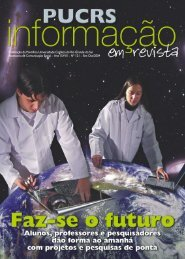 nº 121 - Setembro/Outubro 2004 - pucrs