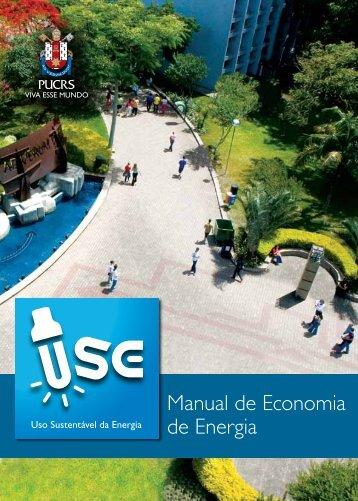 Manual de Economia de Energia - pucrs