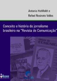 """Conceito e história do Jornalismo brasileiro na """"Revista de ... - pucrs"""