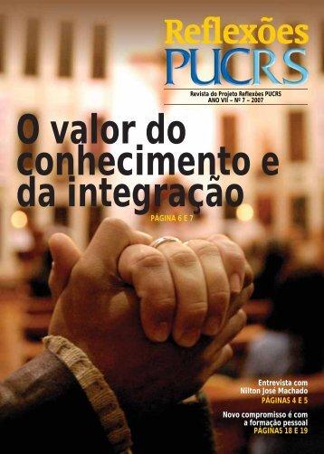 Ano VII, Número 7 Dezembro de 2007 - pucrs