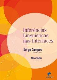 Inferências Linguísticas nas Interfaces - pucrs