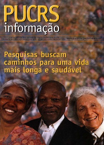 nº 107: novembro - dezembro/2001 - pucrs