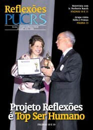 Ano VIII, Número 8 Dezembro de 2008 - pucrs