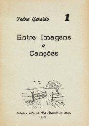 Entre imagens e canções - pucrs