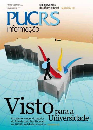Nº 158 > mArÇO-ABrIl/2012 - pucrs