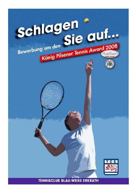 TC Blau Weiß Erkrath 1955 - Deutscher Tennis Bund