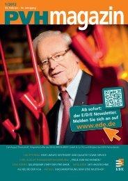 Ausgabe 1 / 2012 - E/D/E Einkaufsbüro Deutscher Eisenhändler ...