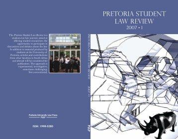 Law review 1.fm - PULP