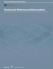 Technical Reference/Information