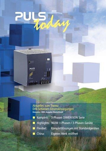 V05_6-seiter today04_DE:Layout 1.qxd - PULS GmbH