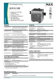 SLR10.108 - PULS GmbH