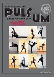 Taniec – pasja wolności - Puls UM