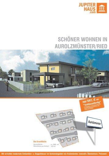 JUPITERHAUS IN AUROLZMÜNSTER/RIED