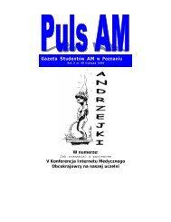 Gazeta Studentów - Puls UM
