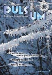 luty 2009 - Puls UM