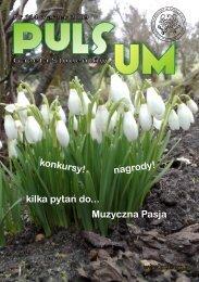 marzec 2009 - Puls UM