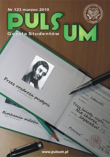 marzec 2010 - Puls UM
