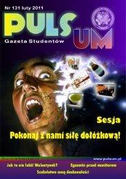 """""""Puls UM"""" oceniony"""